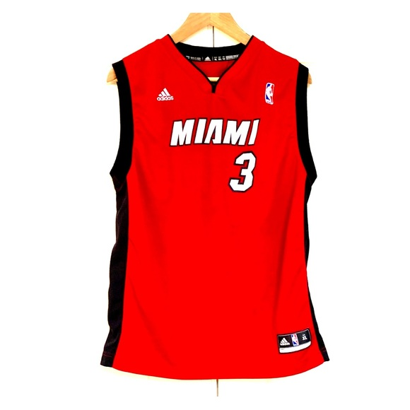 newest collection 0e62d 6d7b1 Miami Heat Dwyane Wade Jersey